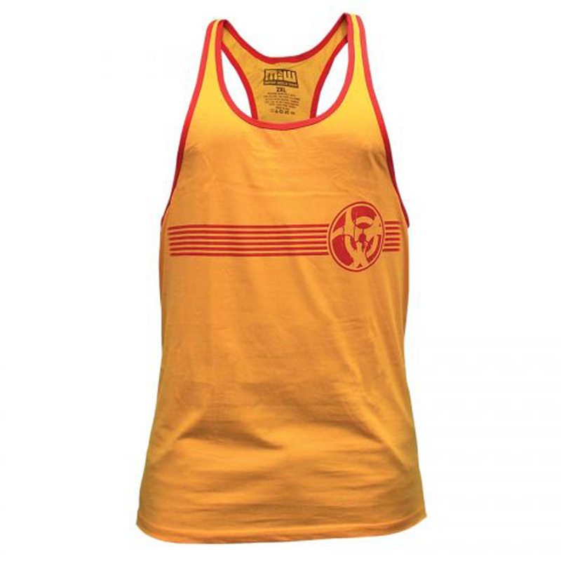 M2W YELLOW T-BACK STRINGER