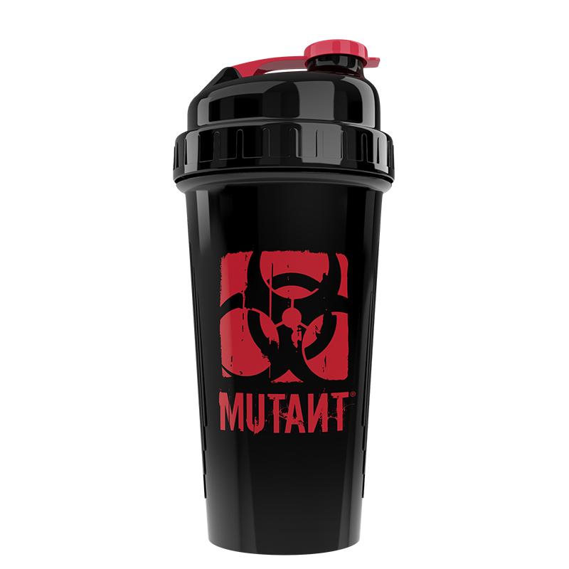 Mutant Nation Shaker Cup 0.8 L (Black)