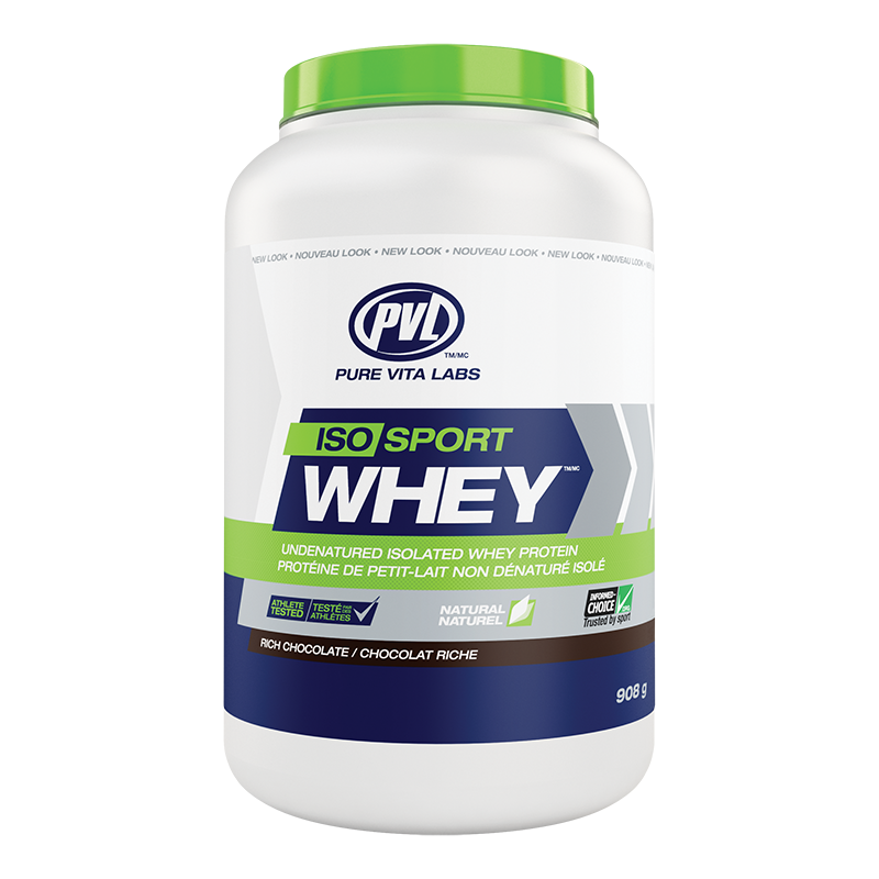 PVL Iso Sport Whey  908 g./ 2 lbs