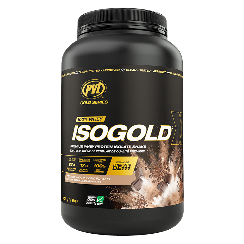 PVL Iso Gold 908 g./ 2 lbs